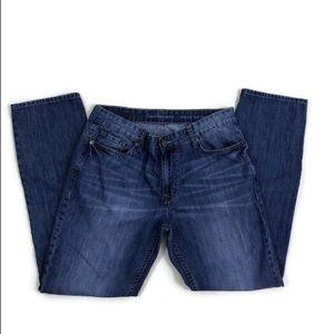 Calvin Klein Slim Straight Size 32X30 Mens Jeans